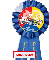 Triathlon Ribbons