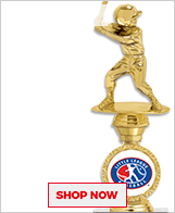 Little League Baseball Trophies
