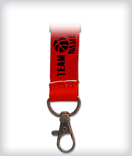 Custom Printed Swivel Hook Lanyard