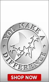 You Make A Difference Coin