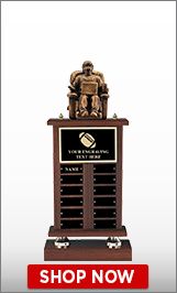 Fantasy Football Perpetual Trophies