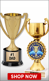Father's Day Trophies