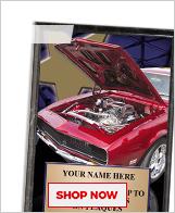 Car Show Plaques