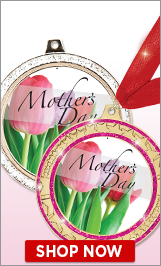 Mother's Day Medals