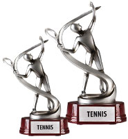 Tennis Cobalt Sculptures