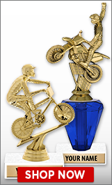 Motocross Trophies