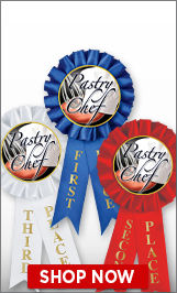 Pastry Chef Ribbons