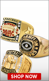 Pop Warner Rings