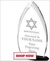Bar Mitzvah Acrylics