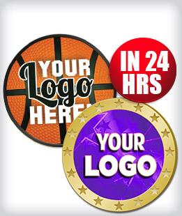 Custom Insert Basketball Pins