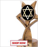 Bat Mitzvah Sculptures