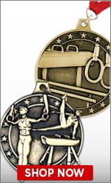 Male Gymnastics Medals