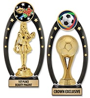 Gateway Backdrop Trophy