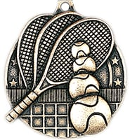 "2"" Tennis Medals"