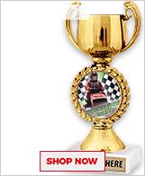Lawn Mower Racing Trophies