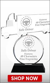 Safe Driver Acrylics