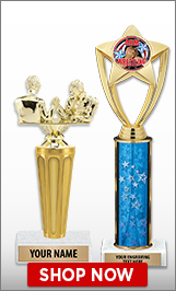 Arm Wrestling Trophies