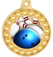 """1 1/2"""" Twinkler Insert Medal"""
