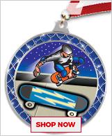 Skateboarding  Medals