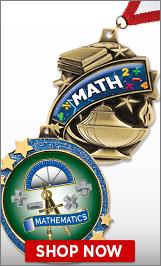Math Medals