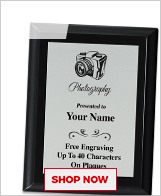 Photography Plaques