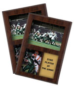 Walnut Team Photo Plaque
