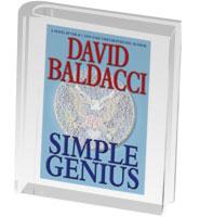 Book Acrylic Embedments