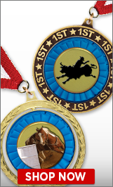 Rodeo Medals