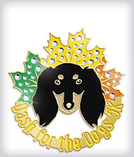 Rhinestone Custom Mascot Medals