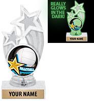 Glow Glory Insert Trophy