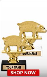Pig Trophies