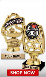 Class Of 2020 Trophies