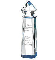 Sapphire Diamond Crystal