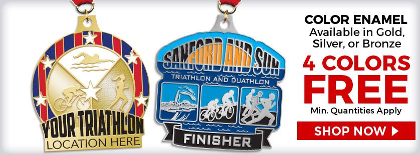 Custom Running Medals | Running Medals With Your Logo
