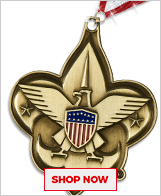 Boy Scouts™ Medals