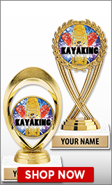 Kayaking Trophies
