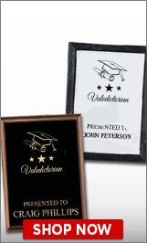 Valedictorian Plaques