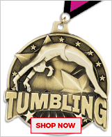 Tumbling Medals