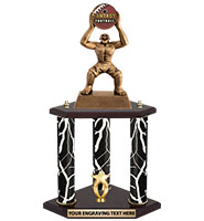 "26"" Fantasy Monster 3 Poster Trophy"