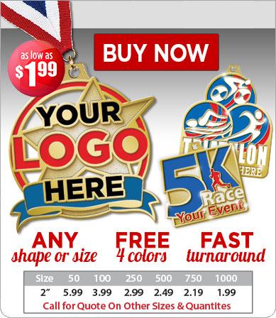 Buy Custom Running Medals