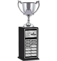 "24"" Silver Virtue Perpetual Trophy"