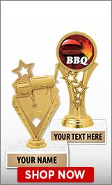 BBQ Trophies