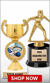 Handball Trophies