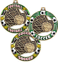 Soccer Rimz Medals