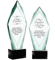 Jade Epic Crystal Award