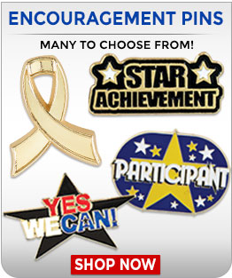 Encouragement Pins