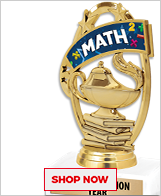 Math Trophies