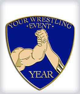 Custom Soft Enamel Wrestling Pins