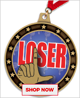 For The Loser Medals