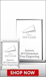 Pep Club Crystals